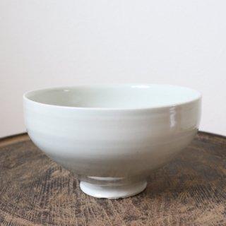 白磁鉢/清水善行
