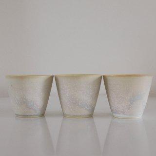 mini cup(yellow)/福岡彩子