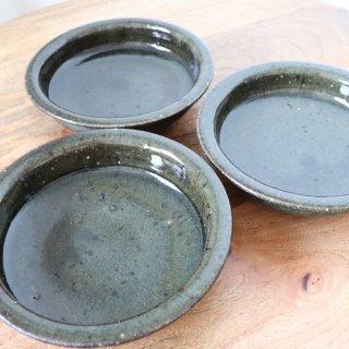 緑釉鉢(小)/角掛政志