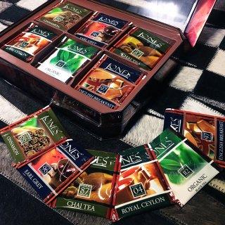 高級ブラックティー6種入りギフトセット 60 Black Tea Gift Set 60
