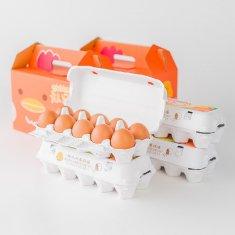 【イラストバージョン】ギフトセット(20個入り x 2セット)卵Mサイズ