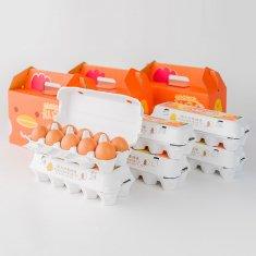 【イラストバージョン】ギフトセット(20個入り x 3セット)卵Mサイズ
