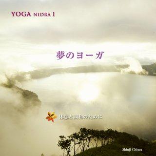 【ヒーリング CD】 夢のヨーガ (YOGA NIDRA 1) 知浦伸司 ANPAO BFM-1002 BGM 試聴OK [メール便送料無料] (2006)