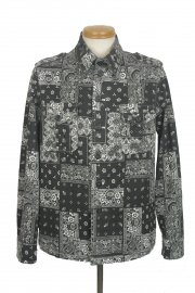 <img class='new_mark_img1' src='https://img.shop-pro.jp/img/new/icons20.gif' style='border:none;display:inline;margin:0px;padding:0px;width:auto;' />BANDANNA MILITARY SHIRTS/FRONT STREET 8 通常価格¥42,900→【20%OFF】
