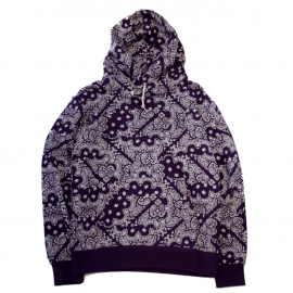 <img class='new_mark_img1' src='https://img.shop-pro.jp/img/new/icons20.gif' style='border:none;display:inline;margin:0px;padding:0px;width:auto;' />PAISLEY PATTERN HOODED SWEAT / Schott N.Y.C(ショット エヌワイシー)通常価格¥15,180→【20%OFF】
