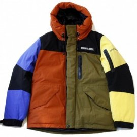 <img class='new_mark_img1' src='https://img.shop-pro.jp/img/new/icons20.gif' style='border:none;display:inline;margin:0px;padding:0px;width:auto;' />2TONE DOWN PARKA(DEALER LIMITED EDITION) / Schott N.Y.C(ショット エヌワイシー) 通常価格¥37,400→【50%OFF】