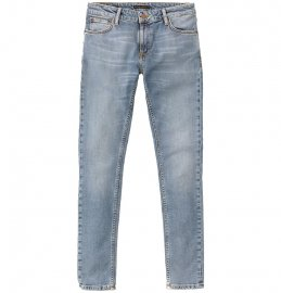 <img class='new_mark_img1' src='https://img.shop-pro.jp/img/new/icons7.gif' style='border:none;display:inline;margin:0px;padding:0px;width:auto;' />SKINNY LIN(BLUE HORIZON)/Nudie Jeans(ヌーディージーンズ)