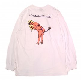 L/S T-SHIRT - INFLUENCER / BROTHER MERLE (ブラザーマール)