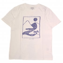 <img class='new_mark_img1' src='https://img.shop-pro.jp/img/new/icons20.gif' style='border:none;display:inline;margin:0px;padding:0px;width:auto;' />DIVIDE TEE SHIRT/ BANKS JOURNAL(バンクスジャーナル)通常価格¥5,500→【10%OFF】