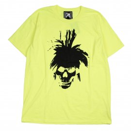 <img class='new_mark_img1' src='https://img.shop-pro.jp/img/new/icons7.gif' style='border:none;display:inline;margin:0px;padding:0px;width:auto;' />SKULL HAIR CREW NECK TEE / ROLLAND BERRY (ローランドベリー)