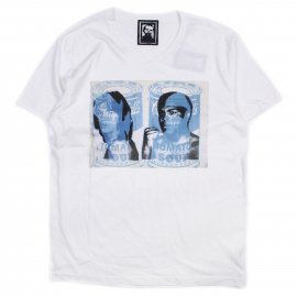 <img class='new_mark_img1' src='https://img.shop-pro.jp/img/new/icons7.gif' style='border:none;display:inline;margin:0px;padding:0px;width:auto;' />70's SUPER STAR V NECK TEE / ROLLAND BERRY (ローランドベリー)