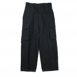<img class='new_mark_img1' src='https://img.shop-pro.jp/img/new/icons7.gif' style='border:none;display:inline;margin:0px;padding:0px;width:auto;' />【21F/W】CARGO PANTS ORGANIC COTTON COMPACT SILK WEATHER /marka(マーカ)