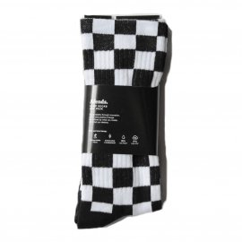 <img class='new_mark_img1' src='https://img.shop-pro.jp/img/new/icons7.gif' style='border:none;display:inline;margin:0px;padding:0px;width:auto;' />CHESS CLUB HEMP SOCKS ONE PACK/AFENDS(アフェンズ)