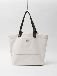 CB029  CORONA・MILK BAG M / COTTON HERRINGBONE TWILL-OFF WHITE
