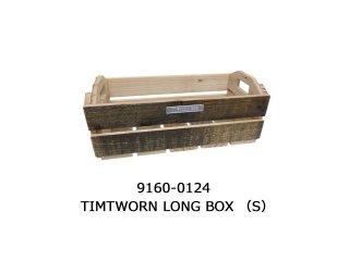 TIMEWORN LONG BOX(S)