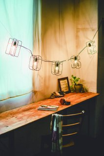 Alphabet Lamp【電球付】