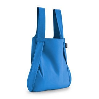 【notabag】BAG&BACKPACK ブルー【ノットアバッグ】