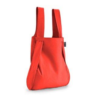 【notabag】BAG&BACKPACK レッド【ノットアバッグ】