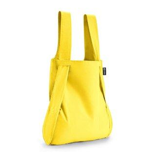 【notabag】BAG&BACKPACK イエロー【ノットアバッグ】