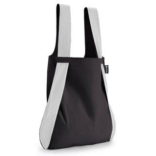 【notabag】BAG&BACKPACK Reflective ブラック【ノットアバッグ】