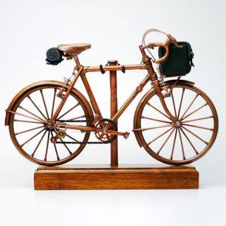 【ミニチュア自転車工房 いわき】クラシックランドナー CR-01