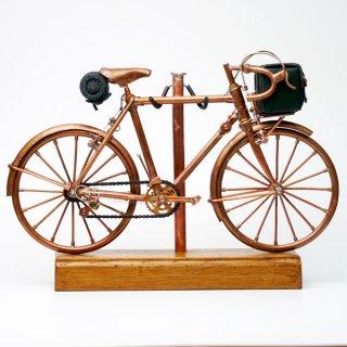 【ミニチュア自転車工房 いわき】クラシックランドナー CR-03