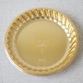 86フルールゴールドケーキトレー(C)(5枚入)