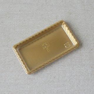 長角ゴールドケーキトレー(E) (5枚入)