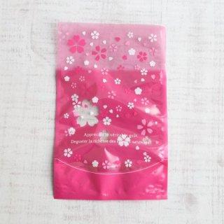 スタンダップ袋(MA)桜の花びら柄(5枚入)