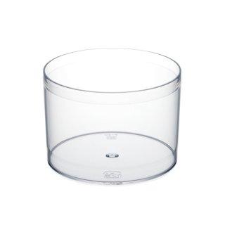 マルイカップS70−50透明(フタ付)(10ケ入)