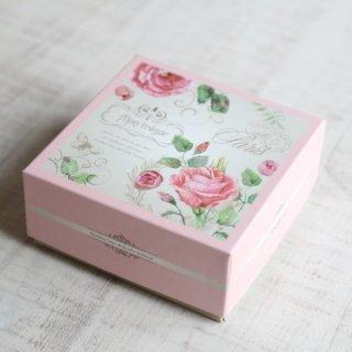 コレクションBOX130角ガーデン(ピンク)