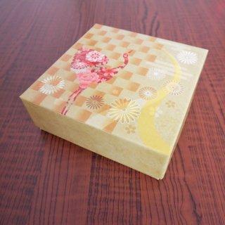 コレクションBOX160角(鶴の舞)