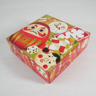 コレクションBOX160角(大入だるま)