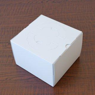手提デコ箱(白無地)(4.5寸)