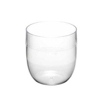 ハイミニプリカップ(透明)(フタ付)(10ケ入)