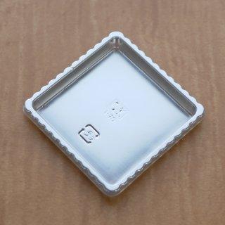 シルバー70角ケーキトレー(I)(5枚入)