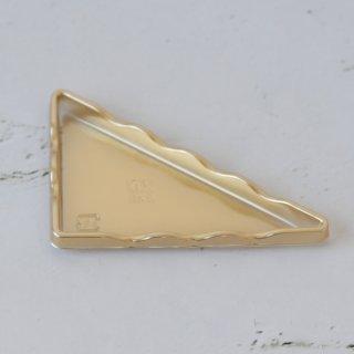 三角ゴールドトレーショート用(4枚入り)