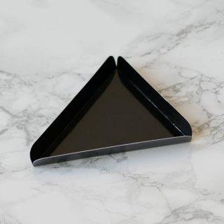 アビルプレート(黒)三角6-8(4枚入)