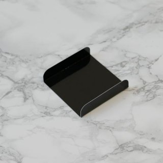 アビルプレート(黒)65角(5枚入)