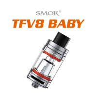 <img class='new_mark_img1' src='https://img.shop-pro.jp/img/new/icons24.gif' style='border:none;display:inline;margin:0px;padding:0px;width:auto;' />★SALE!!★40%OFF★SMOK THE BABY BEAST TFV8 BABY(ベビービースト)【スモーク】【アトマイザー】