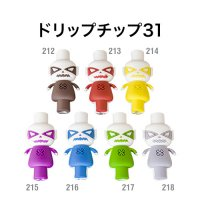 <img class='new_mark_img1' src='https://img.shop-pro.jp/img/new/icons24.gif' style='border:none;display:inline;margin:0px;padding:0px;width:auto;' />★SALE!!★50%OFF★【ネコポス対応可】ドリップチップ31[キャラクター]【510】