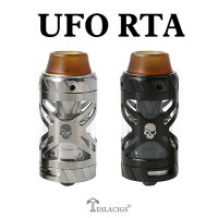 TESLACIGS UFO RTA Rebuildable Tank(ユーフォーリビルダブルタンク)【テスラシグ】【アトマイザー】