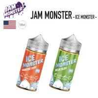 JAM MONSTER ICE MONSTER(アイスモンスター)【ジャムモンスター】【フレーバーリキッド】