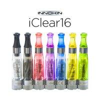 【ネコポス対応可】Innokin iClear16アトマイザー【イノキン アイクリアー アトマイザー】