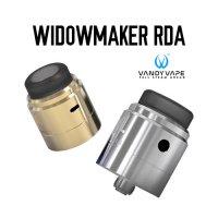 VANDY VAPE WIDOWMAKER RDA 24mm(ウィドウメイカー)【ヴァンディーベイプ 電子タバコ VAPE アトマイザー シングル デュアル デッキ 直径 24mm】