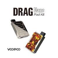VOOPOO DRAG Nano Pod Kit【ブープー ドラッグナノ POD型スターターキット ボックスタイプ】