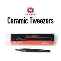 【ネコポス対応可】COIL MASTER Ceramic Tweezers【コイルマスター セラミックピンセット】
