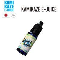 【ネコポス対応可】KAMIKAZE E-JUICE(3) Lemon Yellow【15ml カミカゼ レモンイエロー あやうみプロデュース フレーバーリキッド】