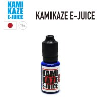 【ネコポス対応可】KAMIKAZE E-JUICE(1)【15ml カミカゼ フレーバーリキッド 日本製】
