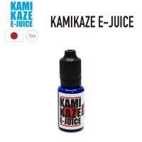 【ネコポス対応可】KAMIKAZE E-JUICE(2)【15ml カミカゼ フレーバーリキッド 日本製】